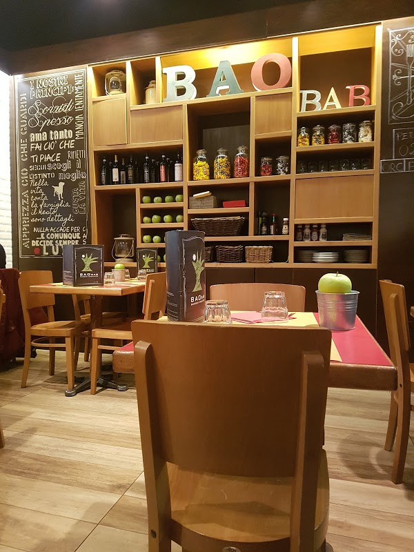 Baobab Burger Organico